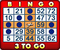 bingo cabin 75 ball bingo card