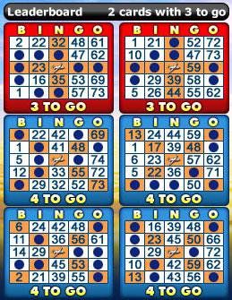 bingo cabin 75 ball bingo cards