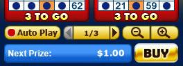 bingo cabin 75 ball bingo game options