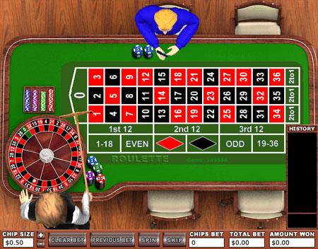 bingo cabin roulette online casino game